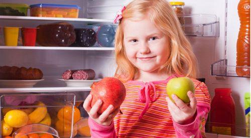 Thói quen bảo quản thực phẩm có hại