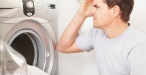 Nguyên nhân máy giặt mau hỏng