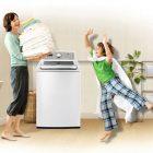 Ưu nhược điểm của máy giặt hơi nước