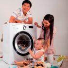 Mách nhỏ cách lựa chọn máy giặt lồng ngang