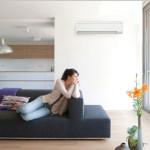 Ngủ ngon hơn với máy lạnh không khí