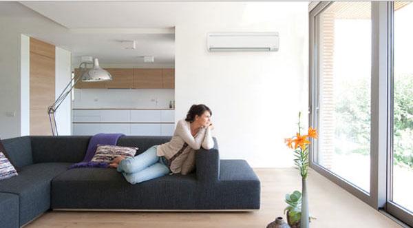 Ngủ ngon với máy lạnh không khí