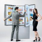 Khắc phục và cách nhận biết tủ lạnh thiếu gas
