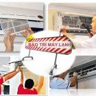 Tháo lắp, bảo dưỡng máy lạnh ở đâu là tốt nhất?, dịch vụ ve sinh may lanh, bao duong may lanh, sua may lanh, thao lap may lanh