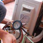 Cẩn thận mất tiền oan khi nạp gas máy lạnh
