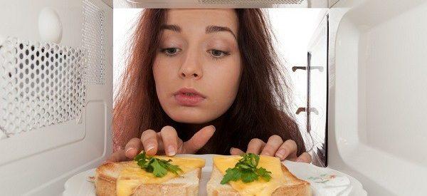 Nghệ thuật hâm nóng thức ăn bằng lò vi sóng, sua lo vi song, sửa lò vi sóng