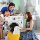 Mách nhỏ: mẹo giặt sạch áo quần bằng máy giặt electrolux, sua may giat, sua chua may giat, sửa máy giặt, sửa chữa máy giặt