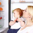 Nên chú ý cách trữ thức ăn cho trẻ trong tủ lạnh, sua tu lanh, sửa tủ lạnh