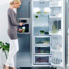 Tủ lạnh side by side samsung công nghệ làm lạnh kép