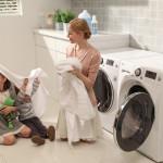 Máy giặt lồng ngang LG thế hệ mới