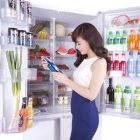 Hướng dẫn cách sử dụng tủ lạnh side by side Fagor, sua tu lanh, sửa tủ lạnh, sửa chữa tủ lạnh