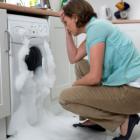 Lượng bột giặt quá nhiều có ảnh hưởng đến máy giặt?, sua may giat, sửa máy giặt