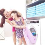 Hướng dẫn cách sử dụng máy giặt Electrolux cửa ngang
