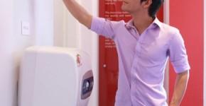 Tự súc rửa máy nước nóng sẽ nguy hại ra sao?, sau may nuoc nong, sửa máy nước nóng