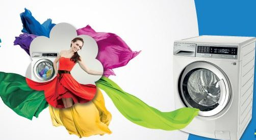 Máy giặt Electrolux vượt trội hơn hẳn, sua may giat, sửa máy giặt
