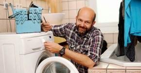 Tại sao máy giặt Electrolux nháy đèn đỏ?, sua may giat, sửa máy giặt