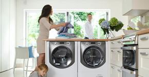 Công nghệ mới của máy giặt LG