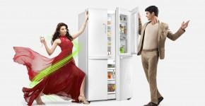 Hộp khử mùi tiện lợi cho tủ lạnh