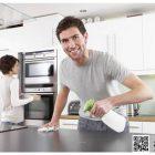 6 bước đơn giản để vệ sinh nhà bếp