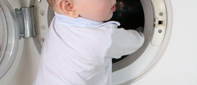 8 sai lầm làm giảm tuổi thị của máy giặt