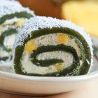 Lò vi sóng làm bánh mochi trà xanh ngon tuyệt