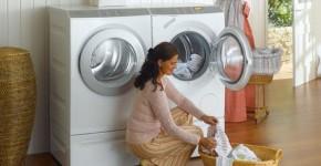 Hiểm họa từ đồ lót và máy giặt