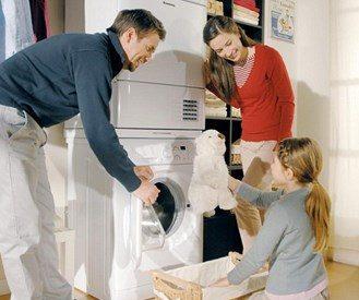 Nổ máy giặt vì lắp đặt sai vị trí