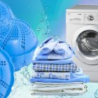 Ngạc nhiên banh giặt sinh học thay thế bột giặt