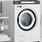 Tự xử lý mùi hôi từ máy giặt