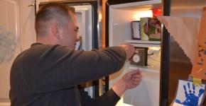 Cách xử lý quạt gió tủ lạnh không hoạt động