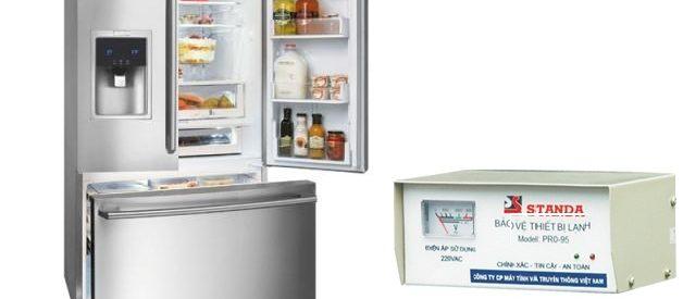 Tác dụng của thiết bị bảo vệ tủ lạnh
