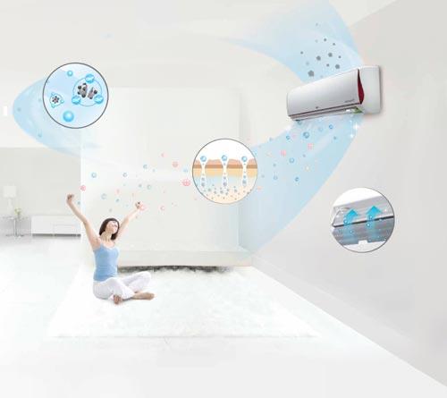 Hướng dẫn mua máy lạnh chăm sóc da thông minh