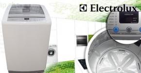 Những lỗi thường gặp bo mạch máy giặt Electrolux