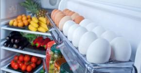 6 lưu ý khi quản quản trứng trong tủ lạnh
