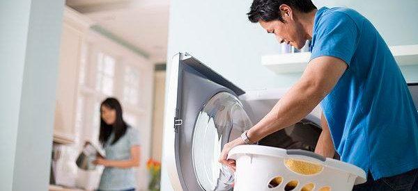 Mẹo chống rung cho máy giặt Electrolux
