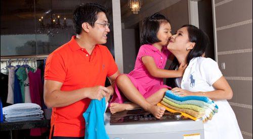 Làm sao để sử dụng máy giặt an toàn