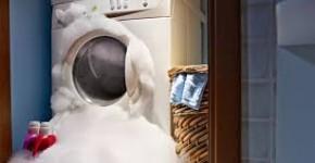 Hướng dẫn cách sửa máy giặt trào bọt