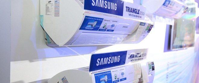 Có nên mua máy lạnh Samsung?