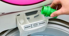 Hư hỏng máy giặt vì dùng nước xả sai cách