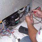Hướng dẫn thay block tủ lạnh, máy lạnh