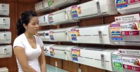 Hướng dẫn kiểm tra khi mua máy lạnh cũ